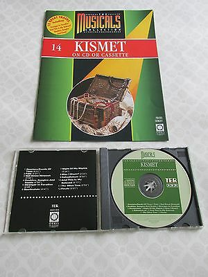 Kismet . . . . Compact Disc With Glossy Colourful Brochure