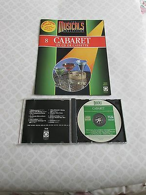 Cabaret . . . . Compact Disc With Glossy Colourful Brochure