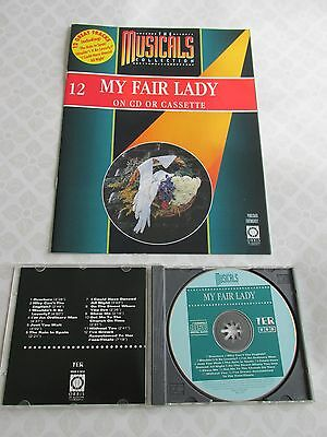 My Fair Lady. . . . Compact Disc With Glossy Colourful Brochure