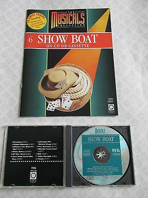 Showboat. . . . Compact Disc With Glossy Colourful Brochure