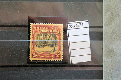 Niue Old    Lot Stamps  Mnh** George Vi  (Ros871)