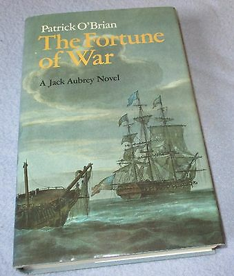 Patrick O'brian - The Fortune Of War - Hb 1St