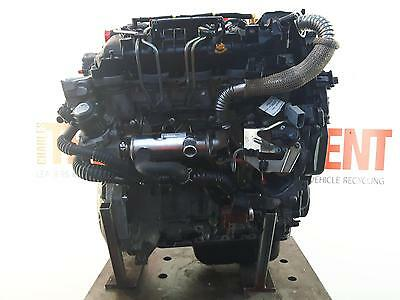 2006 PEUGEOT 307 9HX 1560cc Diesel Manual Engine with Pump Injectors & Turbo