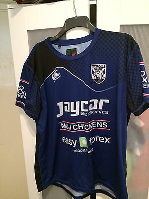 Canterbury Bulldogs Training Shirt 3xl