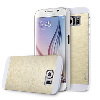 For Samsung Galaxy S6 Luxury Aluminum Ultra-thin Metal PC Hard Case Cover