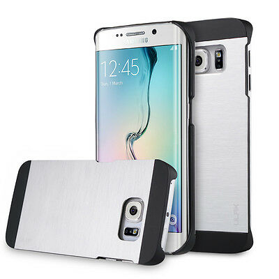 Luxury Aluminum Ultra-thin Metal PC Hard Case Cover for Samsung Galaxy S6 EDGE