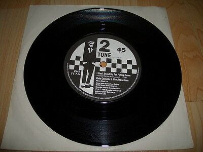 ELVIS COSTELLO I Can't Stand Up For Falling Down THE SPECIALS 2-tone two SKA MOD