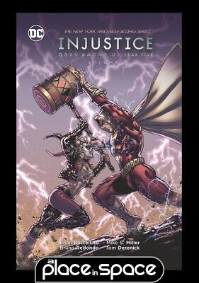 Injustice Gods Among Us Year Five 02 - Softcover