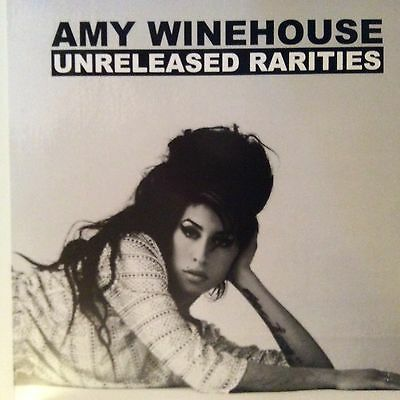 "Amy Winehouse "" Unreleased Rarities *** Coloured Vinyl Lp *** 10 Tracks"