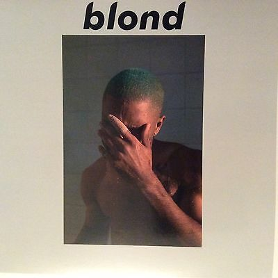"Frank Ocean "" Blond "" Coloured Vinyl *** New Lp Vinyl"