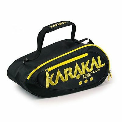 Karakal Pro Tour Slice Holdall Single Racket Bag For Tennis Squash