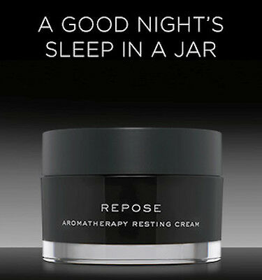 Temple Spa REPOSE Aromatherapy Resting Cream Good Night's Sleep Moisturiser 15ml