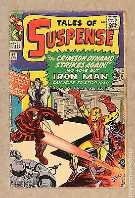 Tales of Suspense (1959) #52 GD+ 2.5