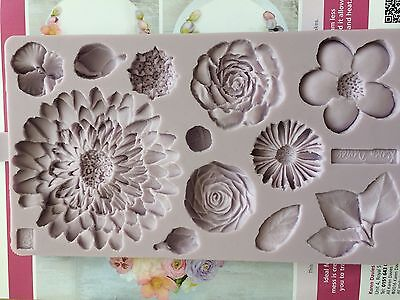 Karen Davies buttercream flowers Effect Mould     FAST DESPATCH