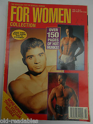 """VERY SCARCE magazine """" FOR WOMEN - COLLECTION"""" Volume 1 Number 2 - 1994"""