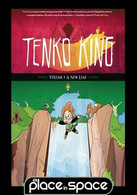 Tenko King Vol 01 New Leaf - Softcover