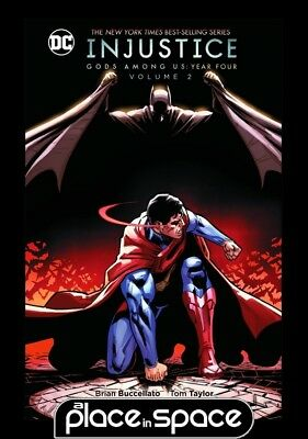 Injustice Gods Among Us Year Four Vol 02 - Softcover