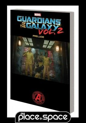 Marvels Guardians Of Galaxy Prelude Vol 02 - Softcover
