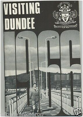 Dundee Guide 1966