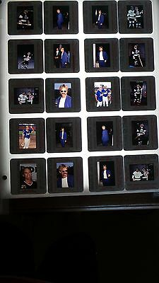 Richard Dean Anderson Candid Vintage  Lot Of 35Mm Slide Transparency Photo #17