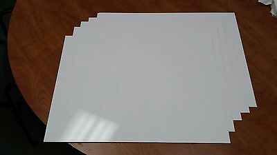 ".040 Aluminum 18"" X 24""  Sign Blanks Screen Printing Real Estate Construction"