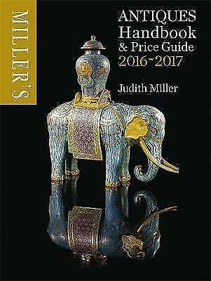 Miller's Antiques Handbook & Price Guide 2016-2017,New Condition