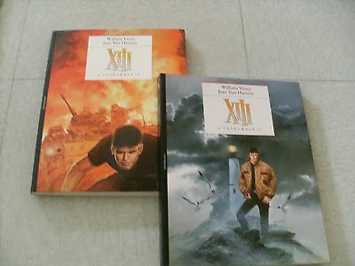 bd XIII wiliam vance integrale tome 2 et 4 edition nifle