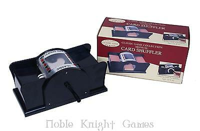 Hansen Card Accessory Manual Card Shuffler MINT