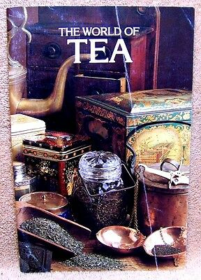 "Vintage ""The WORLD of TEA"" - Thomas LIPTON, Inc."