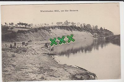 Sydney Pitcher Gloucester Postcard - Wainlodes Hill On The Severn (Nr Tewkesbury