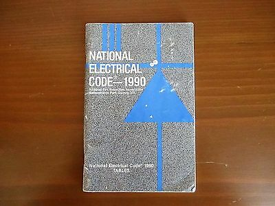 National Electrical Code-1990 Book