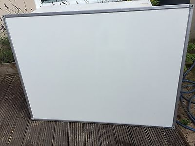 Dry Wipe Whiteboard Office School Meeting Drawing Revising Board 120x90 Cm Large