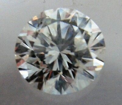 DIAMANT Certifié IGI - Brillant G SI1 0,50 carats - Sealed&certified diamond