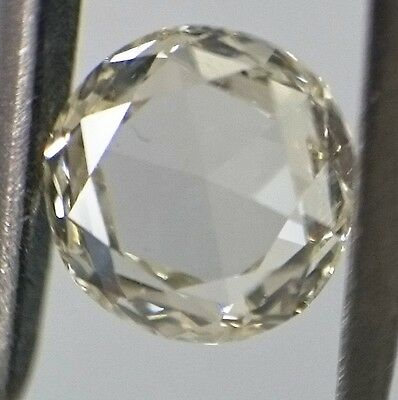 DIAMANT Certifié IGI-Brillant K SI1 0,53 carats old cut sealed diamond