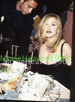 MADONNA VINTAGE 35mm SLIDE TRANSPARENCY 12827 PHOTO