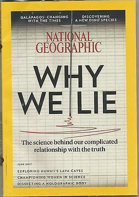 National Geographic June 2017