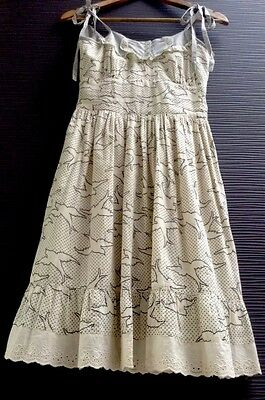 robe vintage  taille S