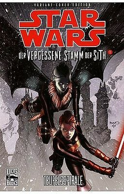 STAR WARS SONDERBAND # 75 VARIANT - 222 Ex. - CELEBRATION ESSEN 2013 - TOP