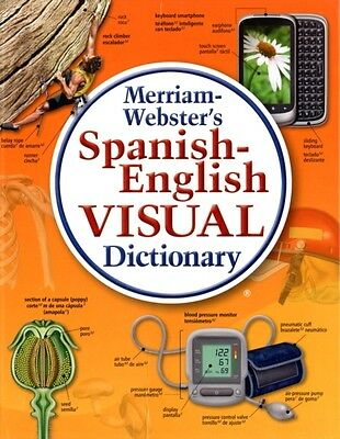 Merriam-Webster's Spanish-English Visual Dictionary (Paperback), . 9780877792925