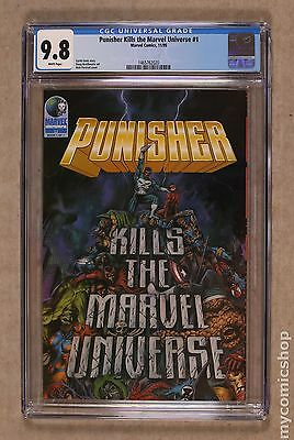 Punisher Kills the Marvel Universe (1995 1st Printing) #1 CGC 9.8 1465762020