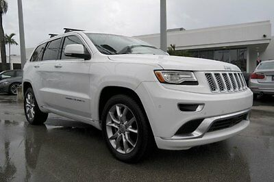 2015 Jeep Grand Cherokee  2015 SUV Used Regular Unleaded V-6 3.6 L/220 8-Speed Automatic w/OD 4WD Leather
