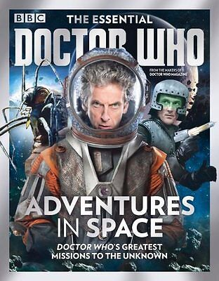 The Essential Doctor Who Magazine - Adventures In Space...new