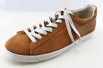 Pony Fashion Sneakers Brown Suede Men Shoes Size 10 Medium