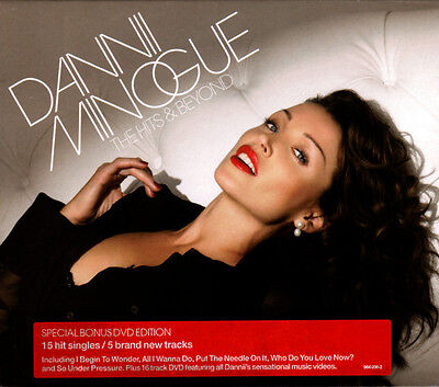 Dannii Minogue ‎– The Hits & Beyond CD/DVD SET,Special Edition