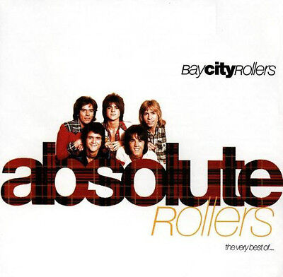 Bay City Rollers – Absolute Rollers - The Very Best Of