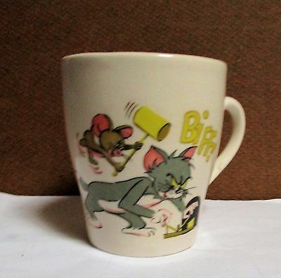 Vintage Tom & Jerry Mug - Made in England -
