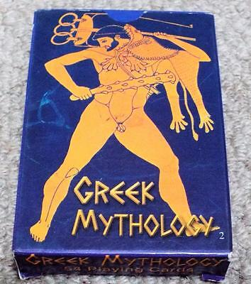 Greek Mythology - Pack of Non Standard Playing Cards