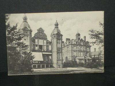 Lincolnshire - County Hospital - Lincoln - 1905