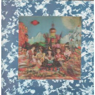 ROLLING STONES Their Satanic Majesties Request LP VINYL UK Decca 1967 10 Track