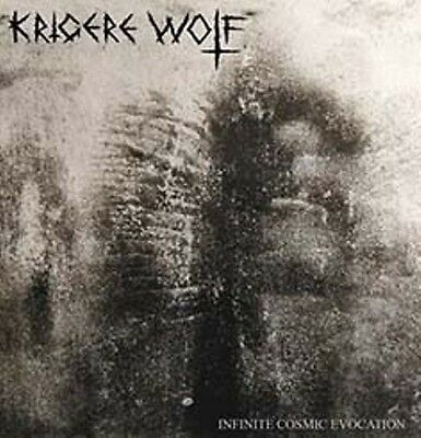 KRIGERE WOLF - CD -  Infinite Cosmic Evocation